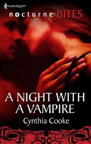 Ночь с вампиром [любительский перевод]