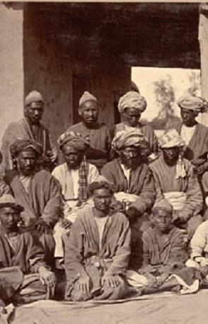 О некоторых спорных вопросах этнической истории хазарейского народа