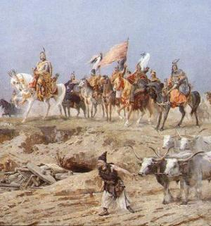 О пути Мадьяр с Урала в Лебедию