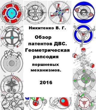 Обзор патентов ДВС. Геометрическая рапсодия поршневых механизмов.