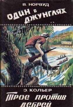 Один в джунглях. Приключения в лесах Британской Гвианы и Бразилии