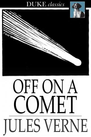Off on a Comet [Hector Servadac]