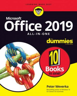 Office 2019 All-in-One For Dummies®