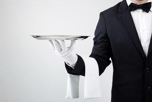 Официант (СИ)