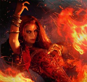 Огненная девушка (СИ)