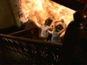 Огонь иди за мной! (СИ)