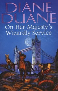 On Her Majesty's Wizardly Service [=To Visit the Queen]