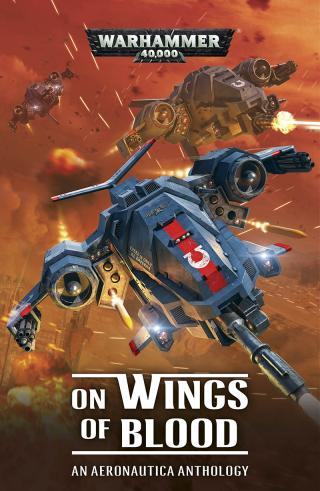 On Wings of Blood [Warhammer 40000]