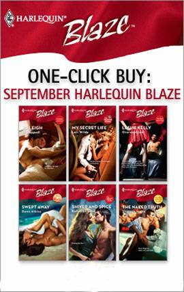 One-Click Buy: September Harlequin Blaze