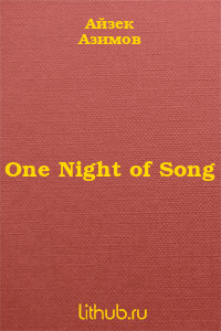 One Night of Song