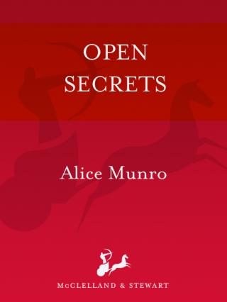 Open Secrets [A collection of stories]