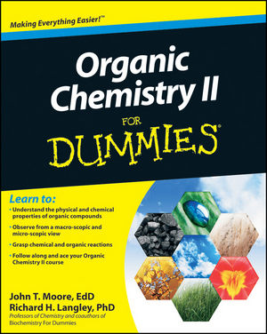 Organic Chemistry II For Dummies®