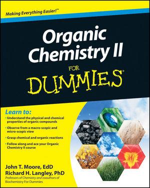Organic Chemistry II For Dummies®