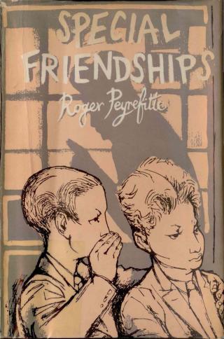 Особенная дружба | Странная дружба [Les Amitiés particulières]
