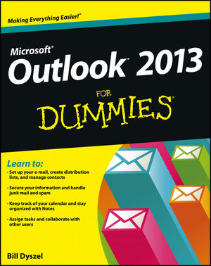 Outlook 2013 For Dummies®