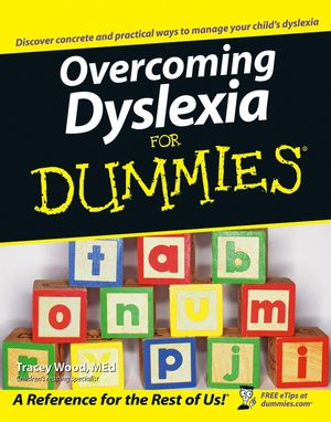 Overcoming Dyslexia For Dummies®