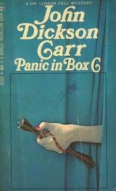 Паника в ложе