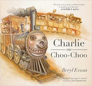 Паровозик Чарли Чу-Чу