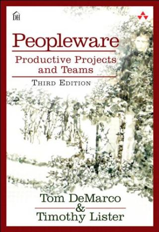 Peopleware: Productive Projects and Teams [3rd Edition]