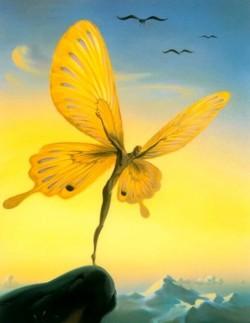 Пэпэла (Бабочка) Часть 4