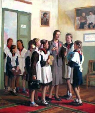ПЕРИОД РАЗДЕЛЬНОГО ОБУЧЕНИЯ  В СССР В 1943–1954 гг.  И ЕГО ОТРАЖЕНИЕ В ЛИТЕРАТУРЕ  И КИНЕМАТОГРАФЕ