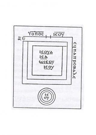 Первая и Вторая Книги Иеу (с диаграммами)
