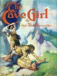 Пещерная девушка