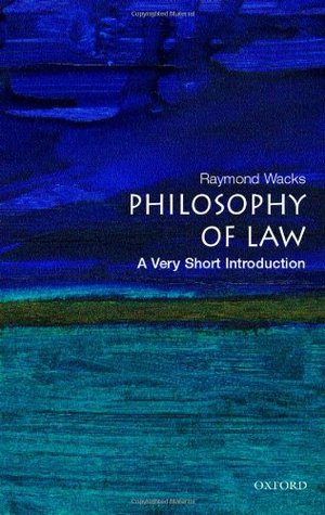 Philosophy of Law [A Very Short Introduction]