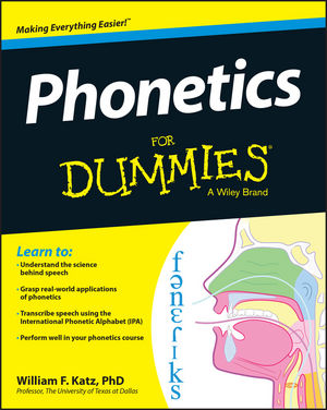 Phonetics For Dummies®