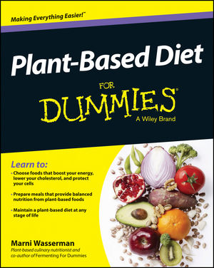 Plant-Based Diet For Dummies®
