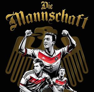 Победить непобедимых. Рецепт победы. Как выиграть у сборной Германии по футболу? (СИ)