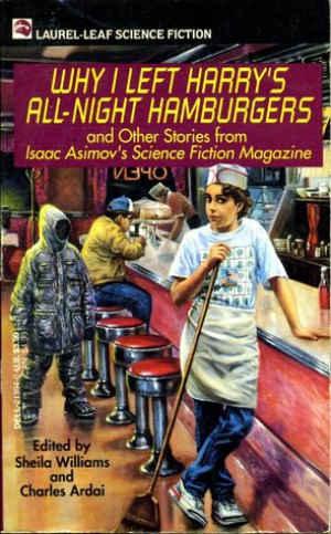 Почему я ушёл из «Круглосуточных гамбургеров Гарри»