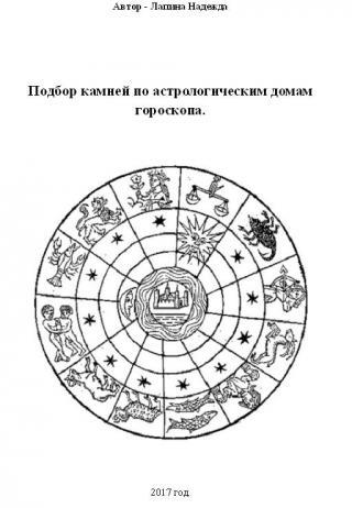 Подбор камней по астрологическим домам гороскопа.