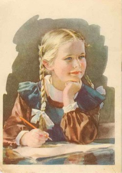 Подлинная история девочки-сорванца.