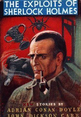 Подвиги Шерлока Холмса