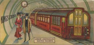 Подземка в викторианском Лондоне