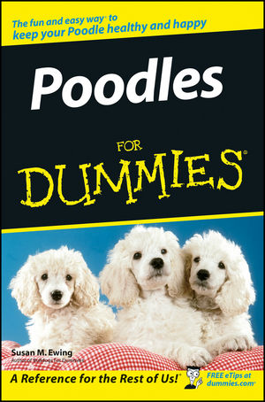 Poodles For Dummies®