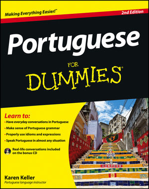 Portuguese For Dummies® [2nd Edition]