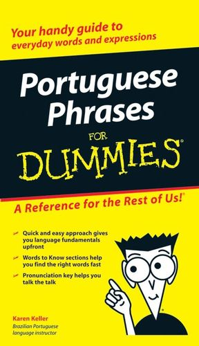 Portuguese Phrases For Dummies®