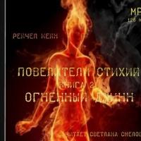Повелители стихий. Книга 2. Огненный джинн