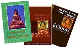 Повторяя слова Будды