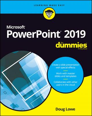PowerPoint® 2019 For Dummies®