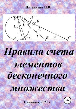 Правила счета элементов бесконечного множества