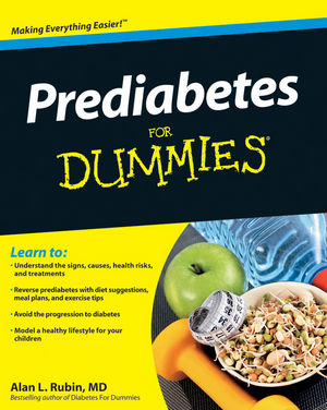 Prediabetes For Dummies®