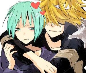 Принц и Лягушка (СИ)