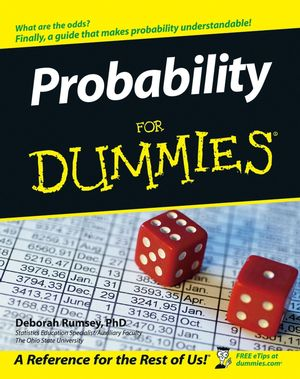 Probability For Dummies®