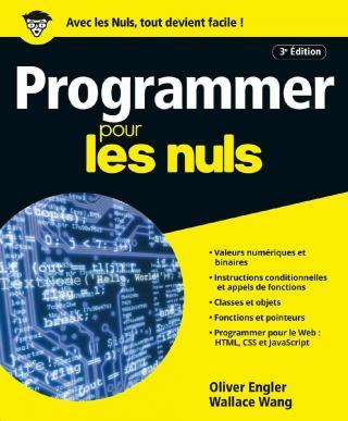 Programmer pour les Nuls [3e édition]