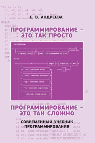 Программирование - это так просто, программирование - это так сложно