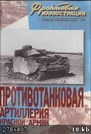 Противотанковая артиллерия Красной Армии 1941-1945 гг