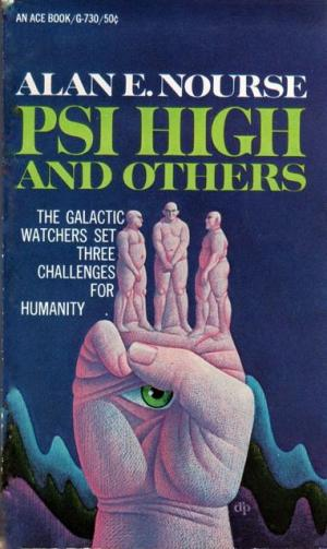 Psi-High And Others [3 novelettes]